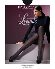 Levante Luxury Satin 60 Denier Satin Smooth Opaque Tights