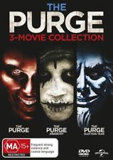 The Purge / Purge (DVD, 2016, 3-Disc Set)