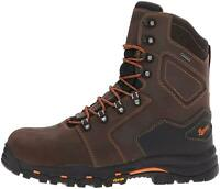 "Danner Men's Vicious 8"" 400G NMT Work Boot, Brown, Size 9.0 5RRi"