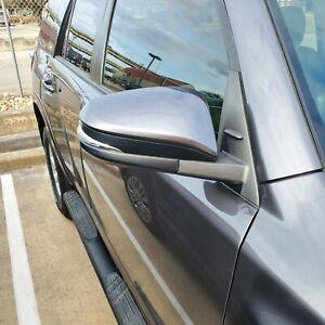 side mirror (For Toyota 4runner 2014-2018)(Grey)(With BLINKER) PASSENGER