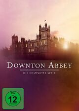 DOWNTON ABBEY KOMPLETTE SERIE  26 DVD NEU