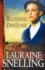 Blessing in Disguise by Lauraine Snelling - Red River of the North Book 6 - PB