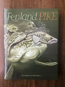 Fenland Pike. Signed by Dennis Moules & Mark Barrett. 1st Ed. Pike Fishing Book