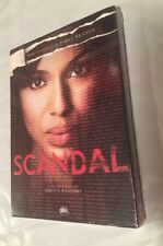 Scandal: The Complete First Season (DVD, 2012, 2-Disc Set)**New**