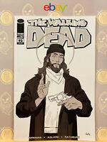 The Walking Dead #92 (9.4) NM 1st Jesus Appearance Image Comics Robert Kirkman