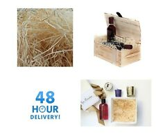 WOOD WOOL | HAMPER Fill | Packaging Filling Gift Basket Shred Wood Wool Pets