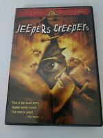 Jeepers Creepers Special Edition 2001 DVD English French and Spanish Subtitles