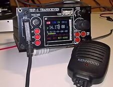 25 Watts 3band SSB transceiver 7 MHz, 14 MHZ and 21 MHz
