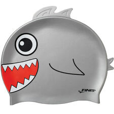 FINIS Youth Animal Head Swim Cap - Shark