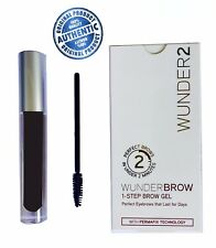 WUNDERBROW WUNDER2- JET BLACK-100% AUTHENTIC- FAST FREE SHIPPING!