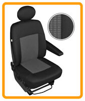 Single Van seat cover for driver's seat fit Ford Transit