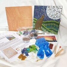 Mosaic Craft Kit Moon Gazing Hare intermediate skill