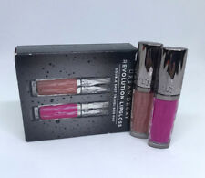 Urban Decay Revolution LipGloss Double Shot Travel-Size Duo - 0.10 oz - BNIB -