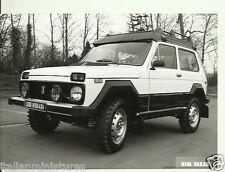 Lada Niva 4 x 4 Dakar Rally circa 1984 Original Photograph