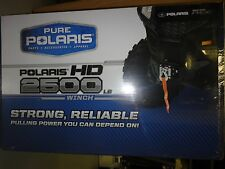 POLARIS Winch for Sportsman ACE 2500 LBs 2879708 complete kit