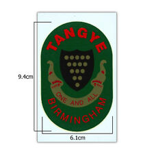 Stationary Engine Transfer - TANGYE - SMALL