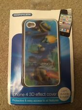 3D Marine Fish Iphone 4 4s phone case - brand new