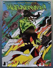 Marijuanaman Jim Mahfood Ziggy Marley Marijuana Poster 24 x 16
