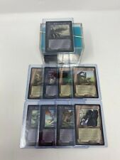 Middle Earth CCG (MECCG): Against the Shadow Complete Card Set w/R1's NM