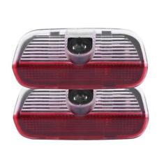 2 un. Puerta Del Coche Cortesía Proyector De Luz LED Lámpara Luz de bienvenida Sombra para asiento GS