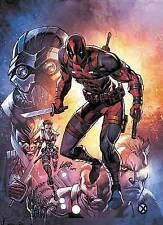 Deadpool: Bad Blood by Chad Bowers, Rob Liefeld, Chris Sims (Hardback, 2016)