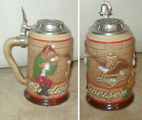 Bevo Fox Special Event stein from Signing Event CS585 Anheuser-Busch beer mug