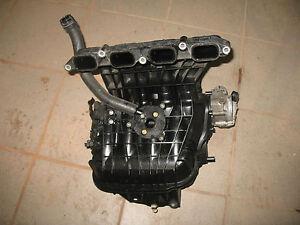 BMW E81 E82 E87 E88 E90 E91 E92 E93 N43 Ansaugbrücke mit Drosselklappe komplett