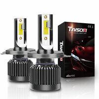 KIT XENON LED H4 9003 H/L 200W 30000LM AMPOULE CREE BLANC VOITURE FEUX PHARE KIT