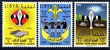LIBIA INDIPENDENTE 1962 -  BOY SCOUTS A TRIPOLI SERIE  NUOVA **