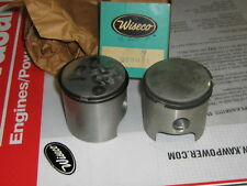 vintage chaparral440 pistons and rings 18mm pin std