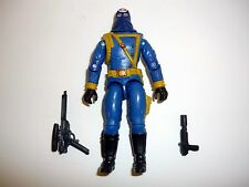GI JOE COBRA COMMANDER Action Figure Leg Stripe Variant COMPLETE C9+ v18-A 2004