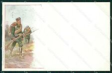 Military Russia Russian Soldier postcard XF3637