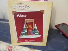 Winnie the Pooh Christmas ornament Gift Exchange in box
