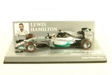 Mercedes AMG Petronas F1 Team W05 Híbrido No. 44 Malaysian GP Ganador 2014 (