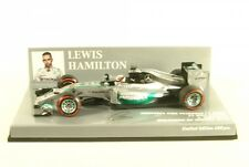 Minichamps 410140144 Mercedes AMG Petronas F1 W05 Hybrid L.hamilton Malesia 1/43