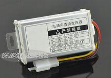 1PCS Electric bicycle E-bike DC Voltage Converter Regulator 36V~72V to 12V