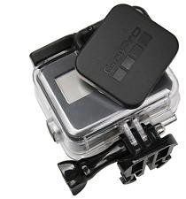 Black Protective Plastic Housing Lens Cap Cover Case For GoPro 5 Waterproof Case
