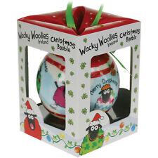 Dublin Gift Wacky Woolies Christmas Ornament