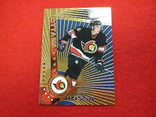 1997 Pacific Dynagon Marian Hossa hockey rookie card   Senators   RC