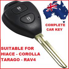 G key Remote car key Suitable for Toyota Corolla Rav4 Tarago Hiace  2009-2014