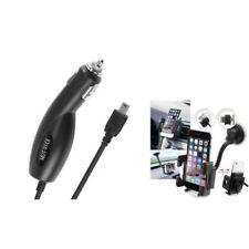 Cargadores, bases y docks negros para teléfonos móviles y PDAs Sony Ericsson