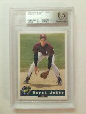 1992 Classic Draft Picks Derek Jeter Rookie Rc BGS 8.5 Card #6