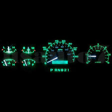 New Dash Instrument Cer Gauge Green Led Light Bulb Kit Fit 83 94 Ford Ranger
