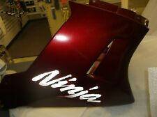 Kawasaki ZX6 Ninja ZX600D3 1992 Under Cowl 55049-5097-TF Candy Wine Red
