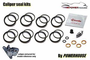 BMW R1100 R 93-01 Brembo front brake caliper seal repair kit 1997 1998 1999 2000