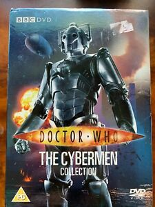 Doctor Who The Cybermen Collection DVD 2009 Classic BBC Sci-Fi TV Series