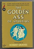 The Golden Ass of Apuleius ed by Robert Graves [1952 Cardinal pb #C-62, SCARCE)