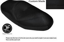 BLACK AUTOMOTIVE VINYL CUSTOM FITS HONDA FORESIGHT 250 DUAL SEAT COVER ONLY