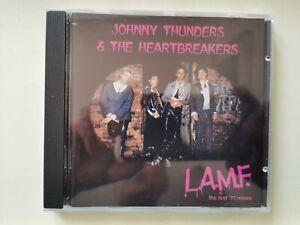 Johnny Thunders Cd