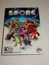 EA Sports Spore (Windows & Mac, 2008) COMPLETE
